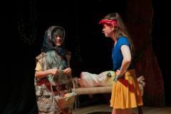 Evil Queen & Snow White