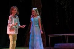 Goldilocks & Cinderella